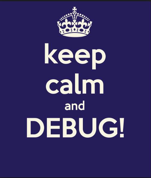 debug-keep-calm