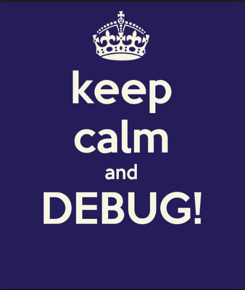 debug-keep-calm